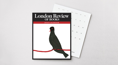 LRB Calendar 2018