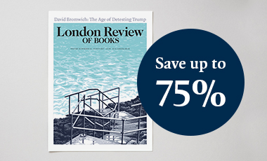 LRB Print + Online Subscription Package